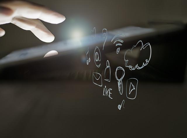 de rol van social media