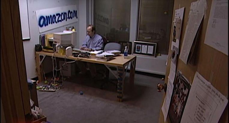 Kantoor Amazon 1999